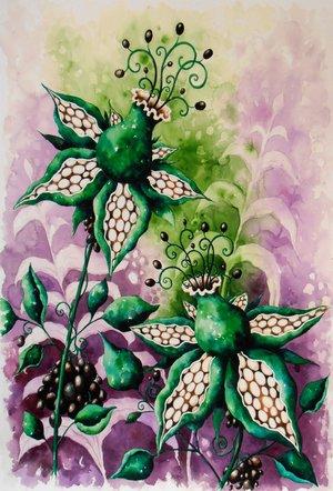 Trollberry Blossom