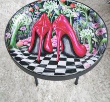 Round Tray 65 cm- Next Time Ladies